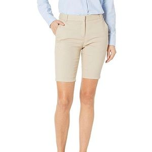 Izod Junior's Uniform Skinny Bermuda Short